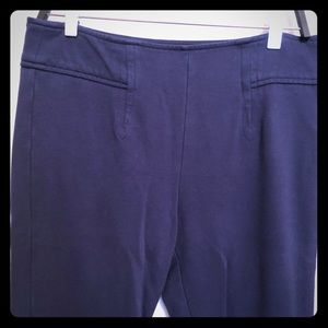 """CAbi """"Tiffany"""" pant in French Blue size 10"""